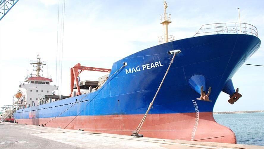 MAG Pearl